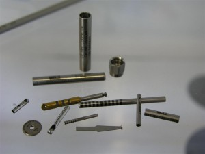 laser marking medical devices and instruments