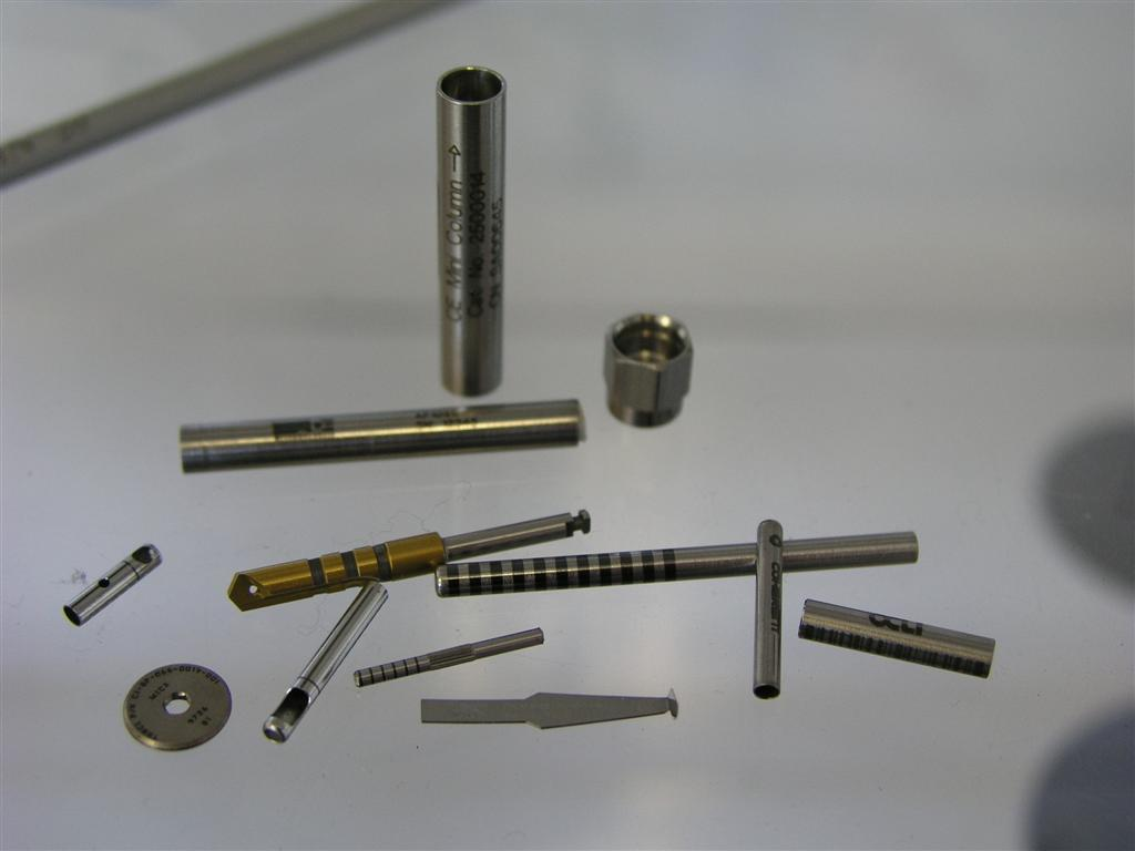Laser Engraving, Marking and Etching Small Parts