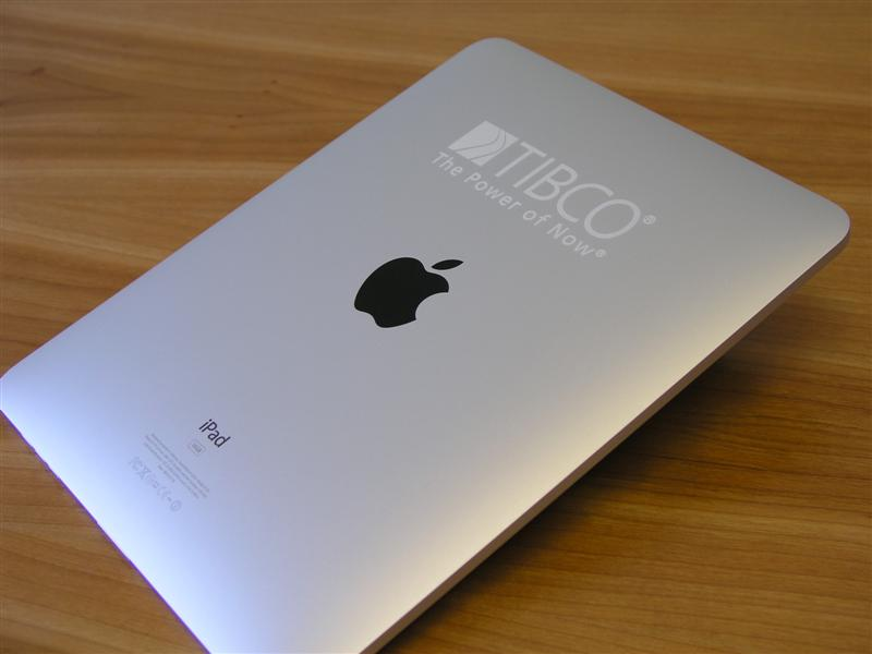 laser engraved ipad and iphone make great corporate gifts