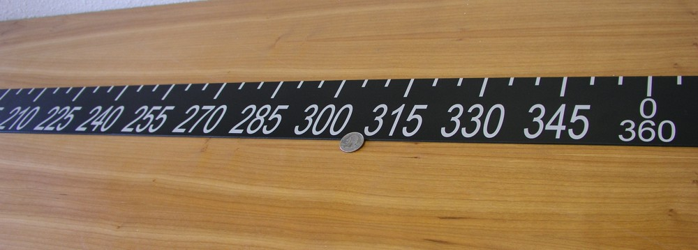 laser etching and marking services on large and small items
