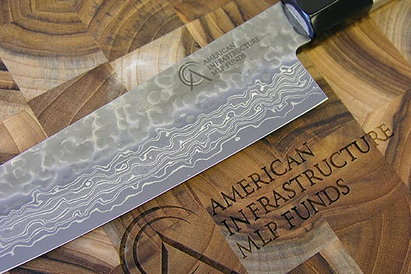 laser engraving promotional gifts knives