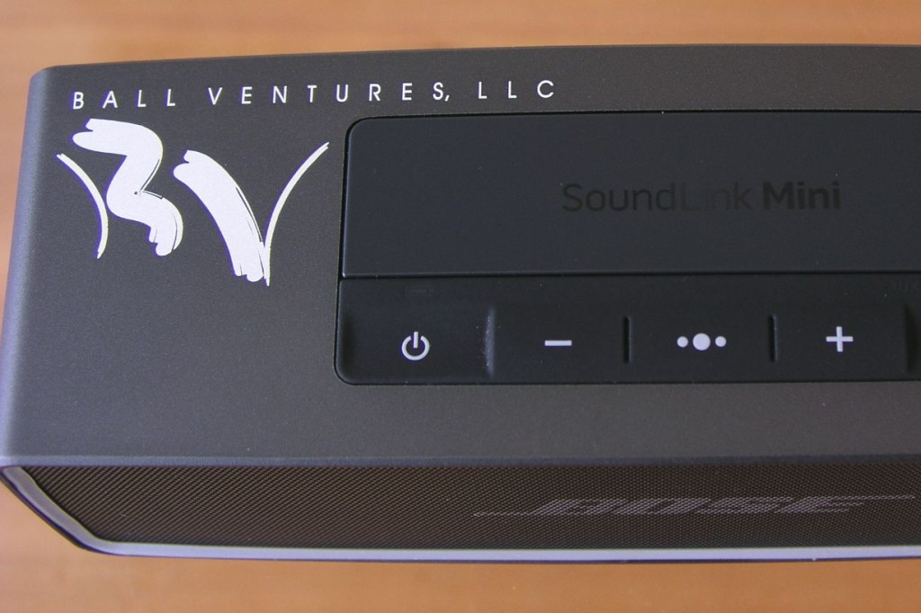 laser-engraved-bose-soundlink-mini-with-company-logo